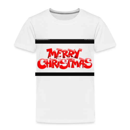 red Christmas top - Kids' Premium T-Shirt