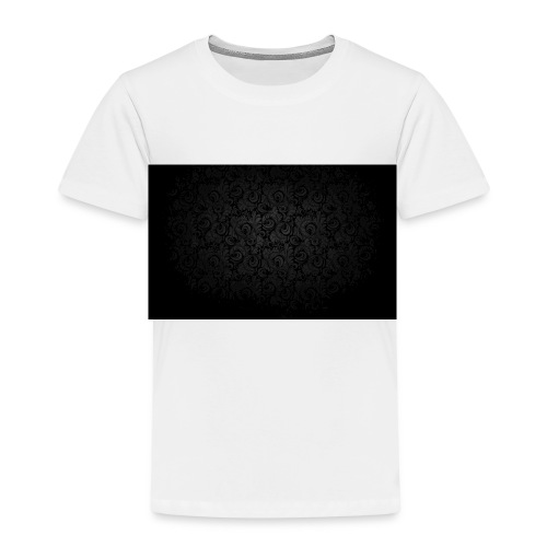 black background pattern light texture 55291 3840x - Kids' Premium T-Shirt