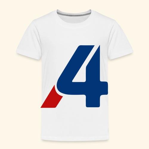 A4 - Camiseta premium niño