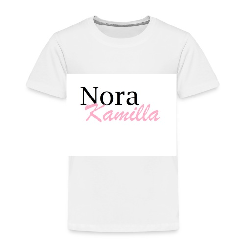 Nora Kamilla - Kids' Premium T-Shirt