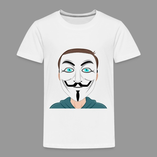 Anonymous Me Cartoon - Kids' Premium T-Shirt