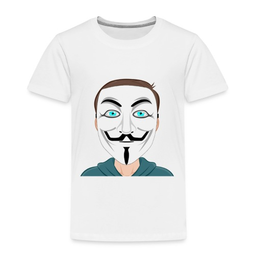 Anonymous Me Cartoon - Kids' Premium T-Shirt