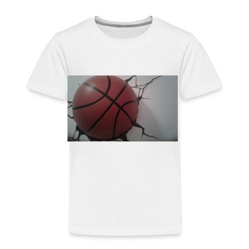 Softer Kevin K - Premium-T-shirt barn
