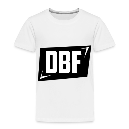 DBF Logo Text - Kids' Premium T-Shirt