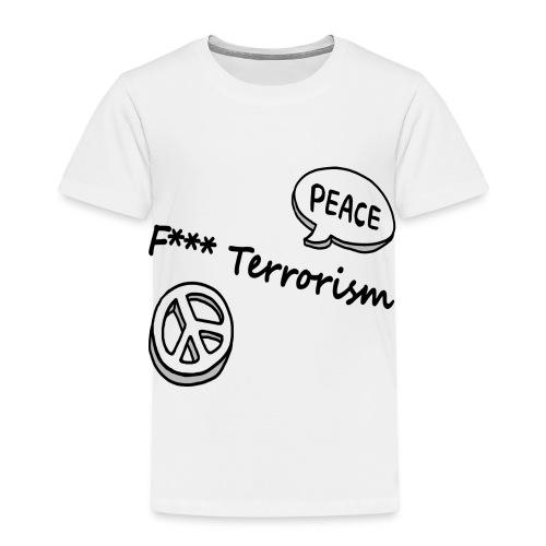 Fuck Terrorism - Kinder Premium T-Shirt