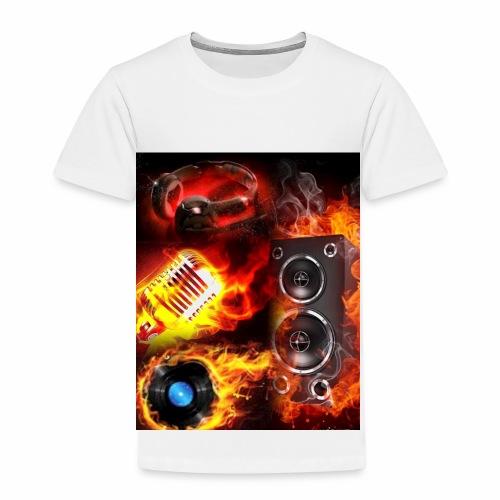 GC Flames - Kids' Premium T-Shirt