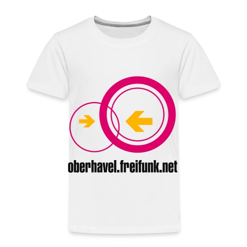 Freifunk Oberhavel - Kinder Premium T-Shirt