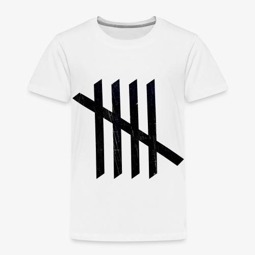 Nice logo - Børne premium T-shirt