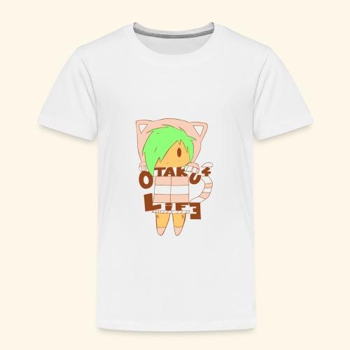 Chibi Otaku - Rosa [Mädchen Version] - Kinder Premium T-Shirt