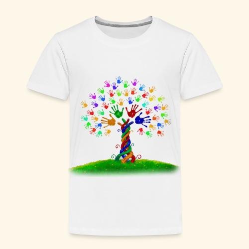 die lebendige Vielfalt - Kinder Premium T-Shirt