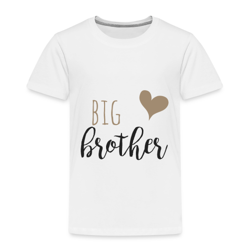 big brother Familyshirt - Kinder Premium T-Shirt