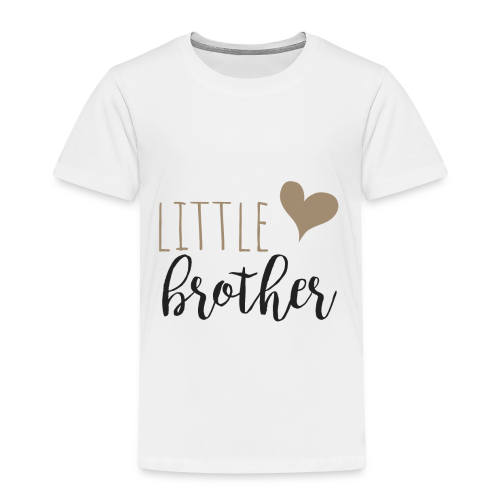 little brother Familyshirt - Kinder Premium T-Shirt