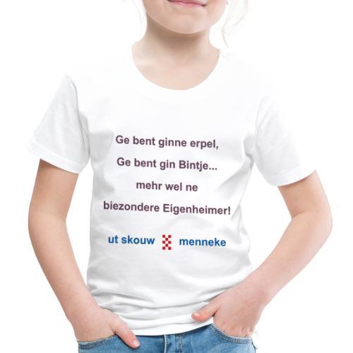 Erpel1 b - Kinderen Premium T-shirt