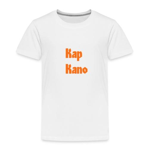KapKano - Kinder Premium T-Shirt