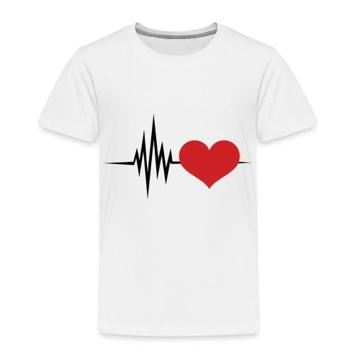 Latiendo por tu amor - Camiseta premium niño