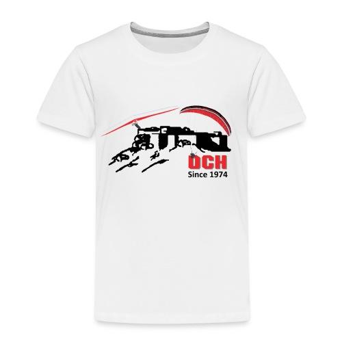 DCH LOGO - Kinder Premium T-Shirt