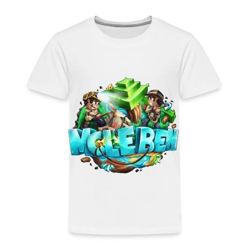 Großes Logo - Kinder Premium T-Shirt