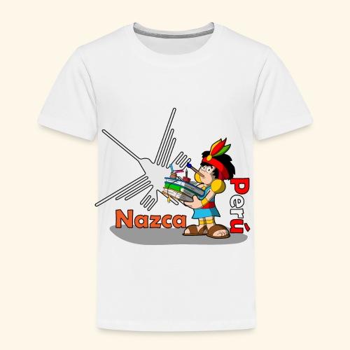Nazca - Camiseta premium niño