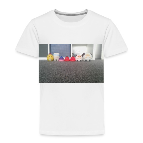 Squishys film merch - Kids' Premium T-Shirt