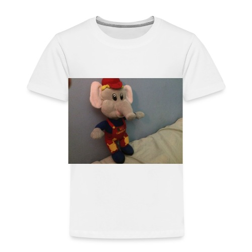Elliot - Premium-T-shirt barn