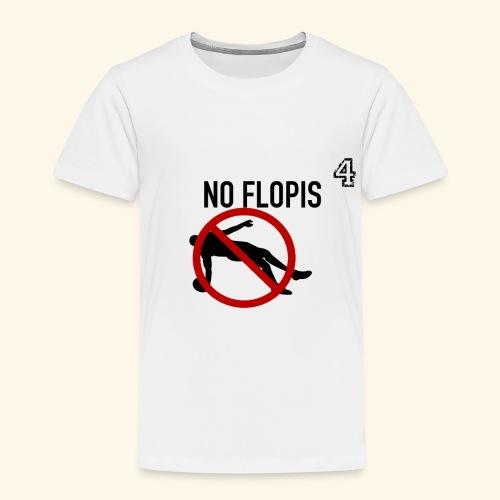 No Flopis - 4 - Camiseta premium niño
