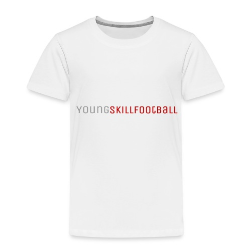 YoungSkillFootball - Kinder Premium T-Shirt