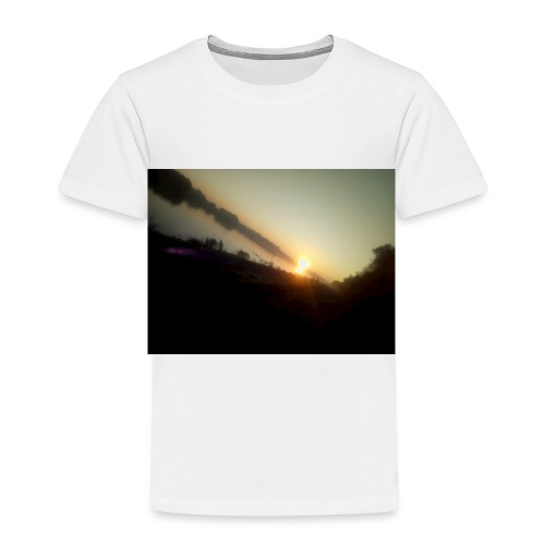 the morning - Kinderen Premium T-shirt