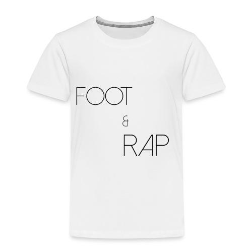 FOOTANDRAP - T-shirt Premium Enfant