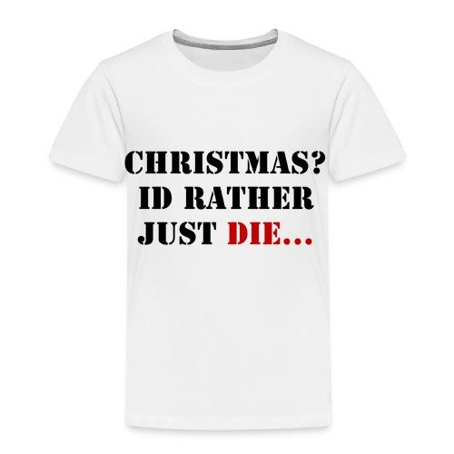Christmas joy - Kids' Premium T-Shirt