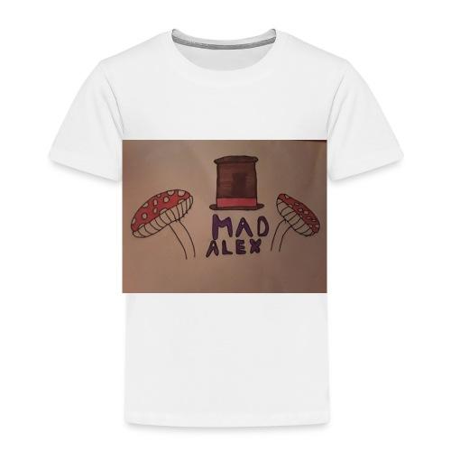 Mad Alex Logo - Kids' Premium T-Shirt