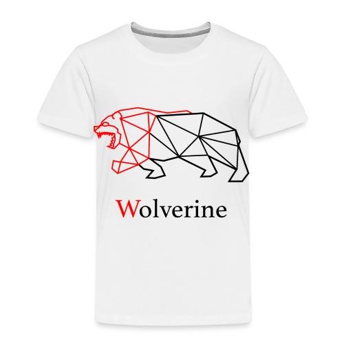 wolverine amine - Kids' Premium T-Shirt