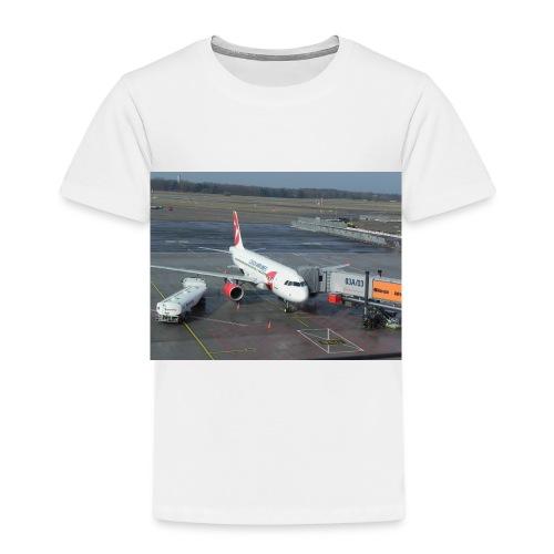 Czech Airlines A320 - Kinder Premium T-Shirt