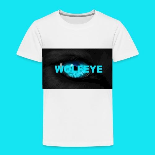 WolfEye T-Shirt - Kids' Premium T-Shirt