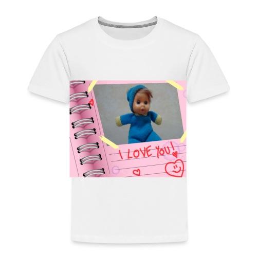 FIAMMIFERINO_LOVE-png - Maglietta Premium per bambini