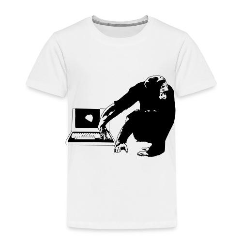 Code ape - Premium-T-shirt barn