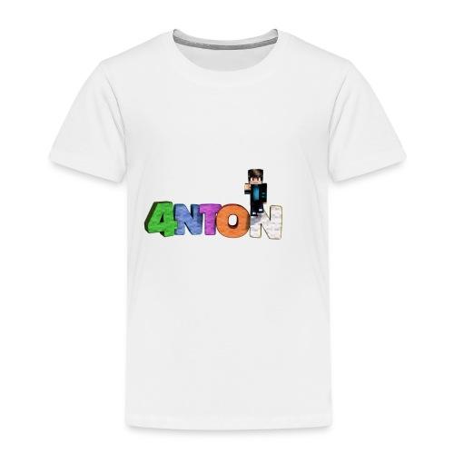 4nton Sitzend - Kinder Premium T-Shirt