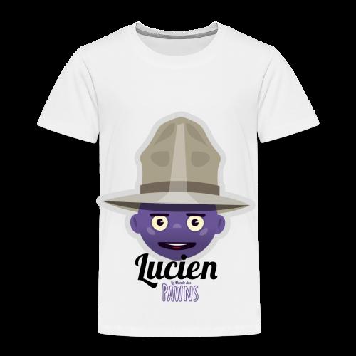 Lucien (Le monde des Pawns) - T-shirt Premium Enfant