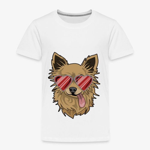 Cool Engla - Premium-T-shirt barn