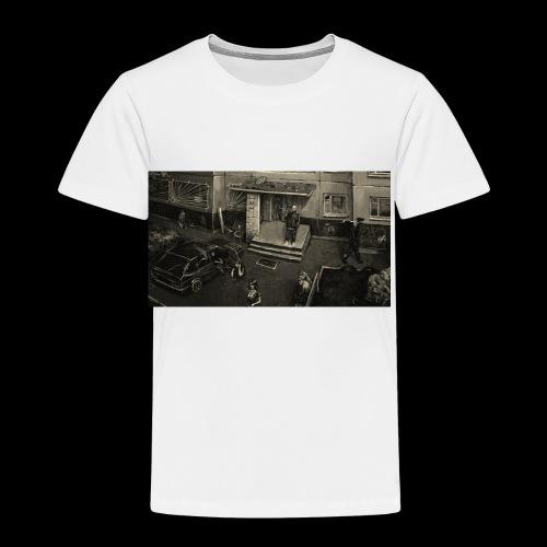 BLOCK HOODIE - Kinder Premium T-Shirt