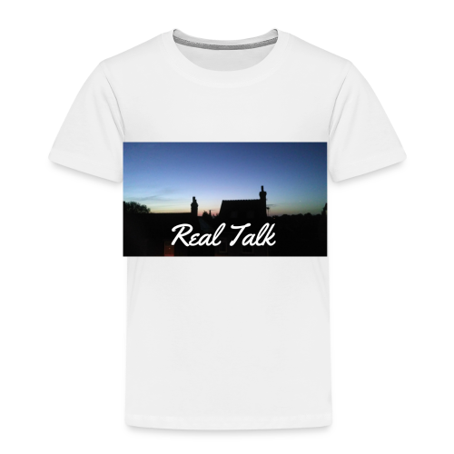Real Talk - Kids' Premium T-Shirt
