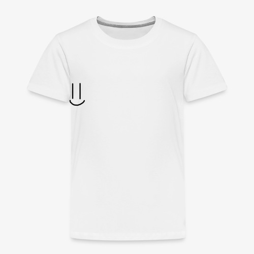 Simple Smiley face - Kids' Premium T-Shirt