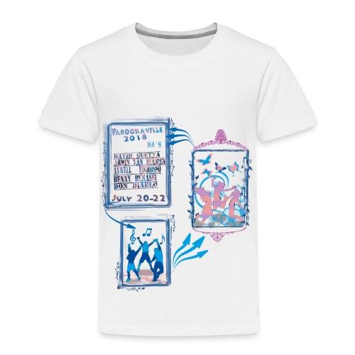amazon parookaville - Kinder Premium T-Shirt