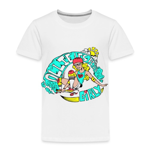 Tee-shirt olp girly - T-shirt Premium Enfant