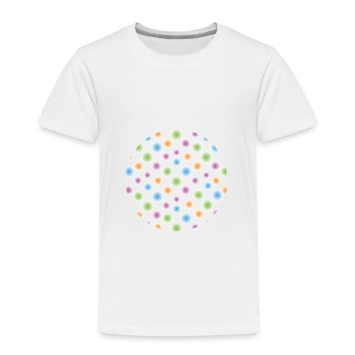 Dots - Kinderen Premium T-shirt