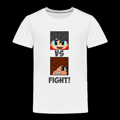 The Pixel FIGHT! - Kids' Premium T-Shirt