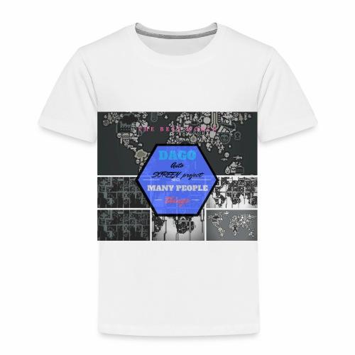 AUTO SCREEN (THE BEST WORLD) - T-shirt Premium Enfant