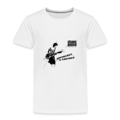 Aufdrehen und Abheben - Kinder Premium T-Shirt