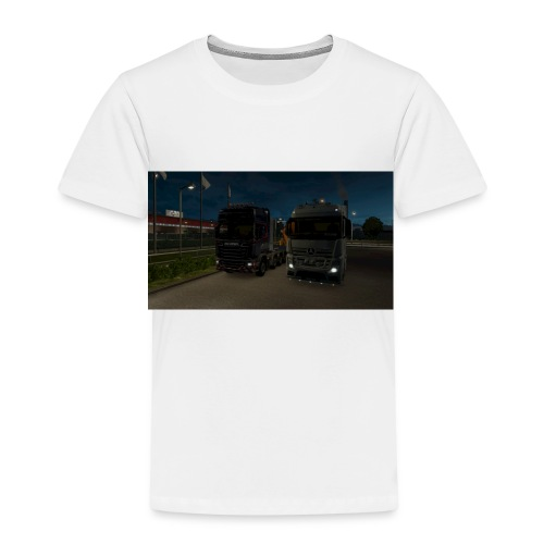 ETS 2 MP - Kinder Premium T-Shirt