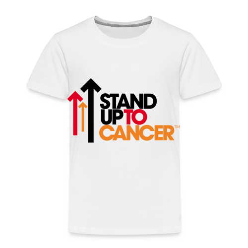 stand up to cancer logo - Kids' Premium T-Shirt