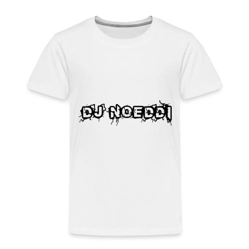 DJNoeddi Schrift - Kinder Premium T-Shirt